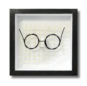 Eyeglasses - Tennis string art